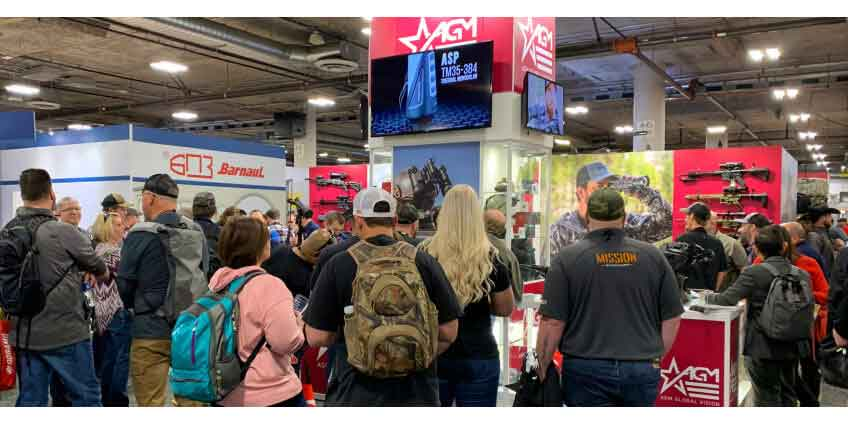 SHOT SHOW 2020: OUR GREAT SUCCESS