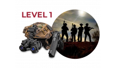 AGM'S 3-day Tactical Training Course Level #1