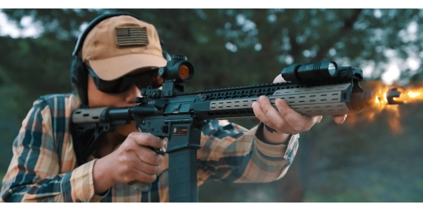 How a Red Dot Sight Works?