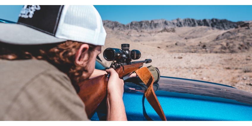 How to shoot accurately