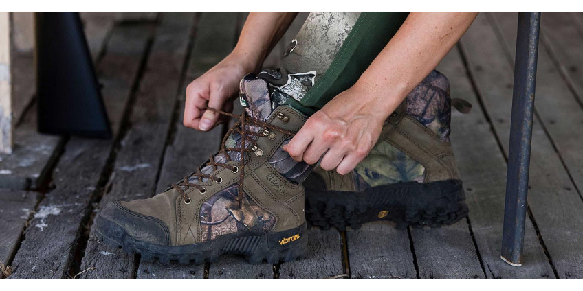 Hunting boots. All you need to know before buying