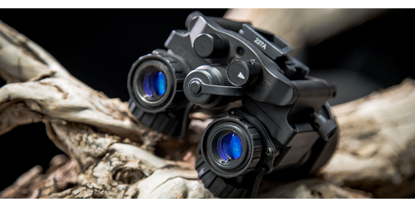 Enhanced night vision goggles – binocular