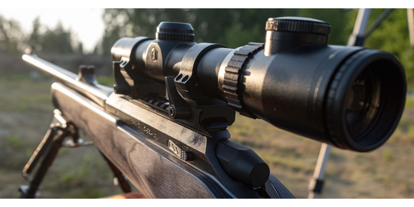 Night vision rifle scope attachments. Getting more diversity with a clip-on system