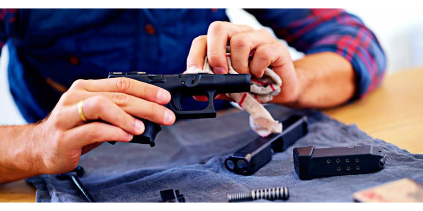 Things You Need to Clean a Gun