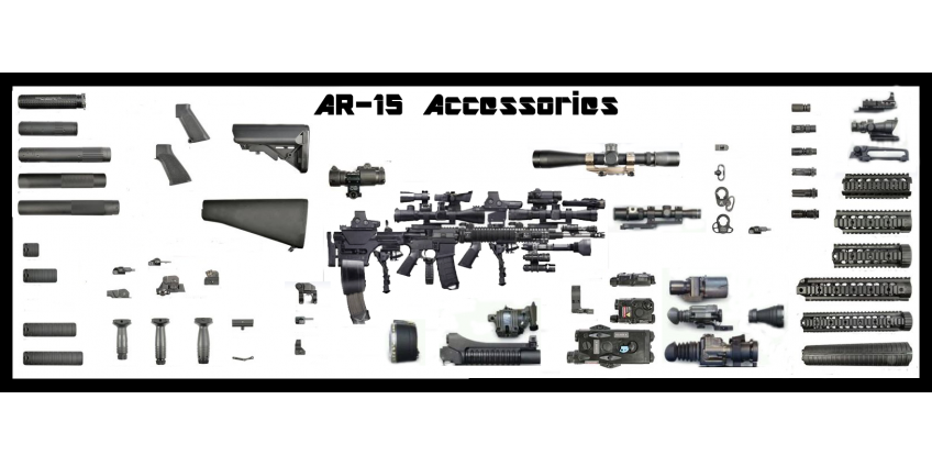 Top 5 AR-15 Accessories