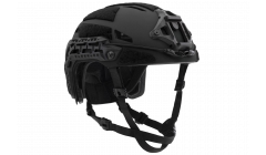 Caiman Bump Helmet (Black or Tan)