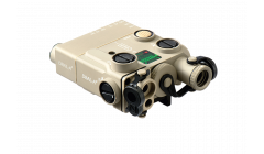 DBAL-A3 Civilian Dual Beam Aiming Laser - Advanced 3 (Desert Sand)