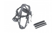 PVS14/PVS7 Head Mount Assembly with S/M/L brow pads