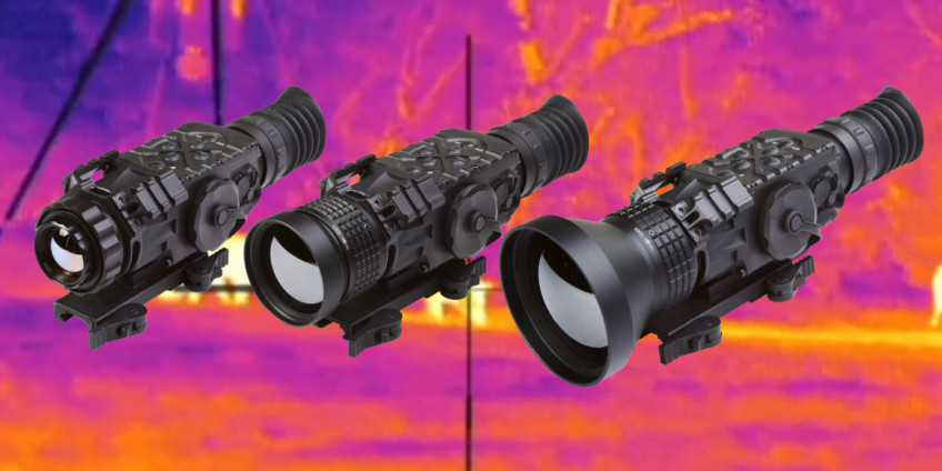 How to choose a thermal rifle scope