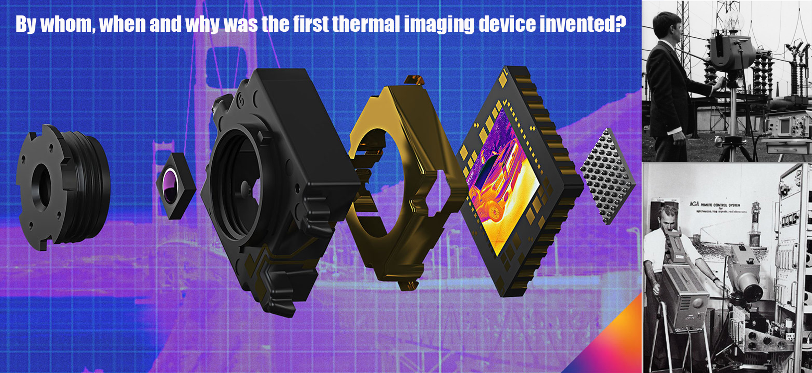 When Was Thermal Imaging Invented and Who