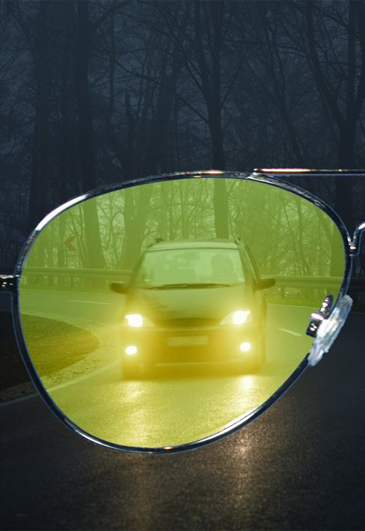 How to Improve Night Vision with Night Driving Glasses